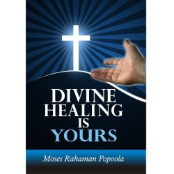 Divine Healing is Yours