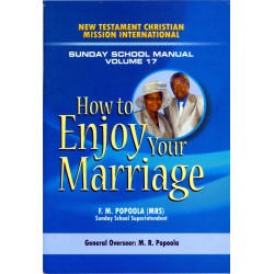 How to enjoy your marrige