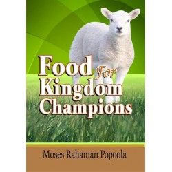 Food for Kingdom Champions